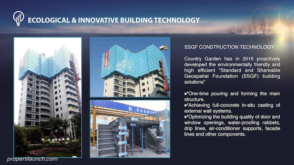 Ecological & Innovative Building Technology