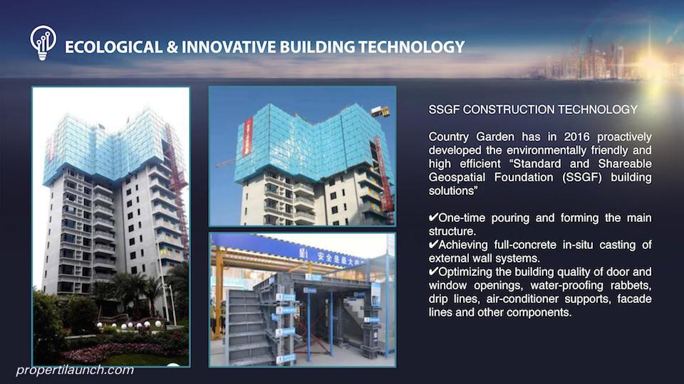 Ecological & Innovative Building Technology