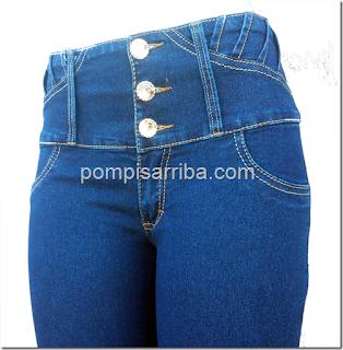 Jeans de mezclilla 2017 a la moda baratos pantalones al mayoreo colombianos