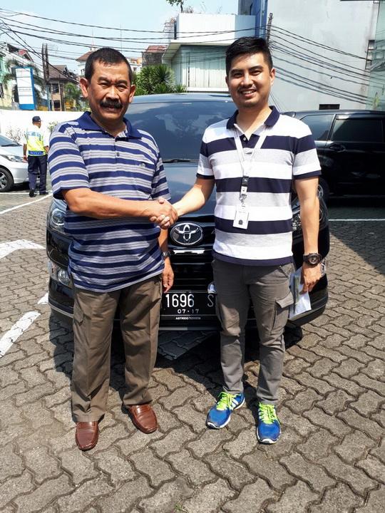 Rekomendasi Sales Toyota Bandung Suci Jawa Barat