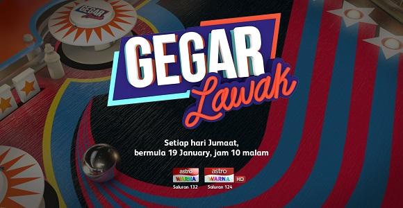 Gegar Lawak (2018)