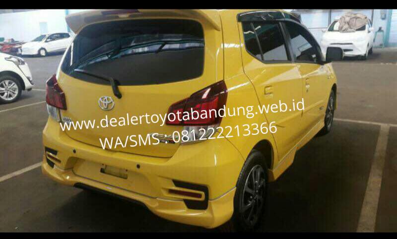 New Agya Trd Manual 2008 Toyota Yaris Parts Promo 1200cc Bandung - Dealer Info ...