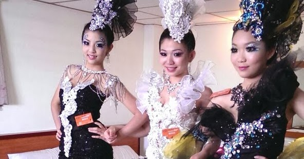石美芳老師的流行美學教室: 華夏妝應系 笑傲2013中華盃