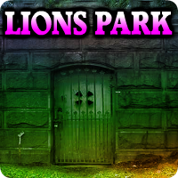 AvmGames Lions Park Escape