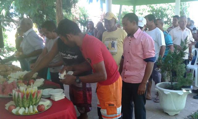 """Prefeitura Sotense promove café da manhã para comemorar """"Dia dos Pais"""""""