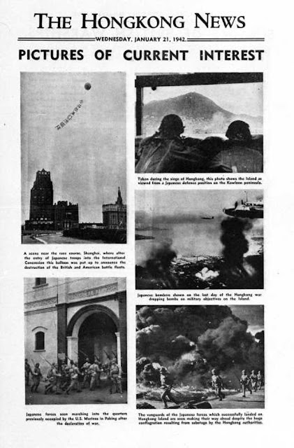 Hong Kong News, 21 January 1942 worldwartwo.filminspector.com