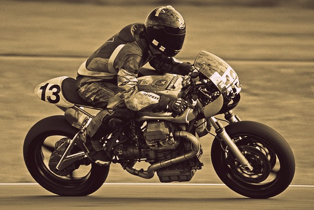 Guzzi Racer