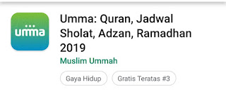 aplikasi ramadhan terbaik 2019