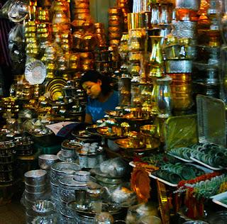 Shopping at Mahamuni Temple