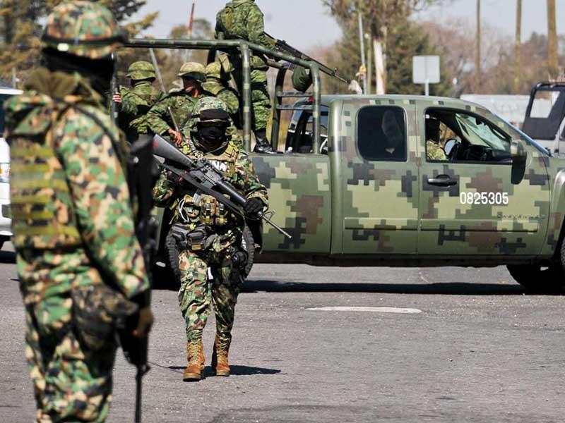 El ataque al ejército en Sinaloa es el 5to en el Gobierno de Peña Nieto