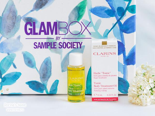 Clarins Тонизирующее масло для тела Huile Tonic Body Treatment Oil: отзывы