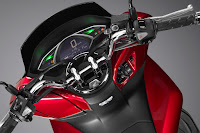 Honda PCX125 (2018) Instruments