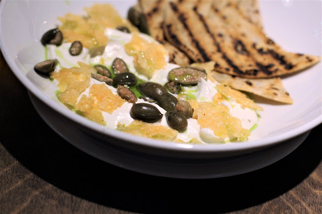 Dinner at Drake & Morgan, King's Cross - London restaurant blog