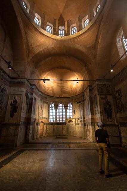 Chiesa di Chora Istanbul