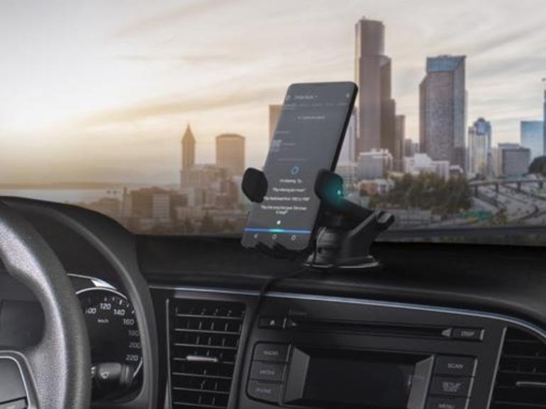 CES 2019: iOttie unveils smartphone car mount with built-in Amazon