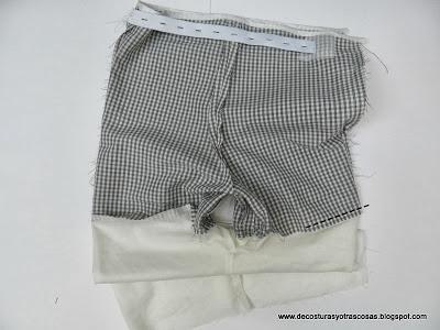 como-forrar-pantalón