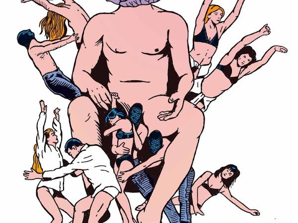 L'Homme à tête de chou, Serge Gainsbourg -  chorégraphie de Jean-Claude Gallotta