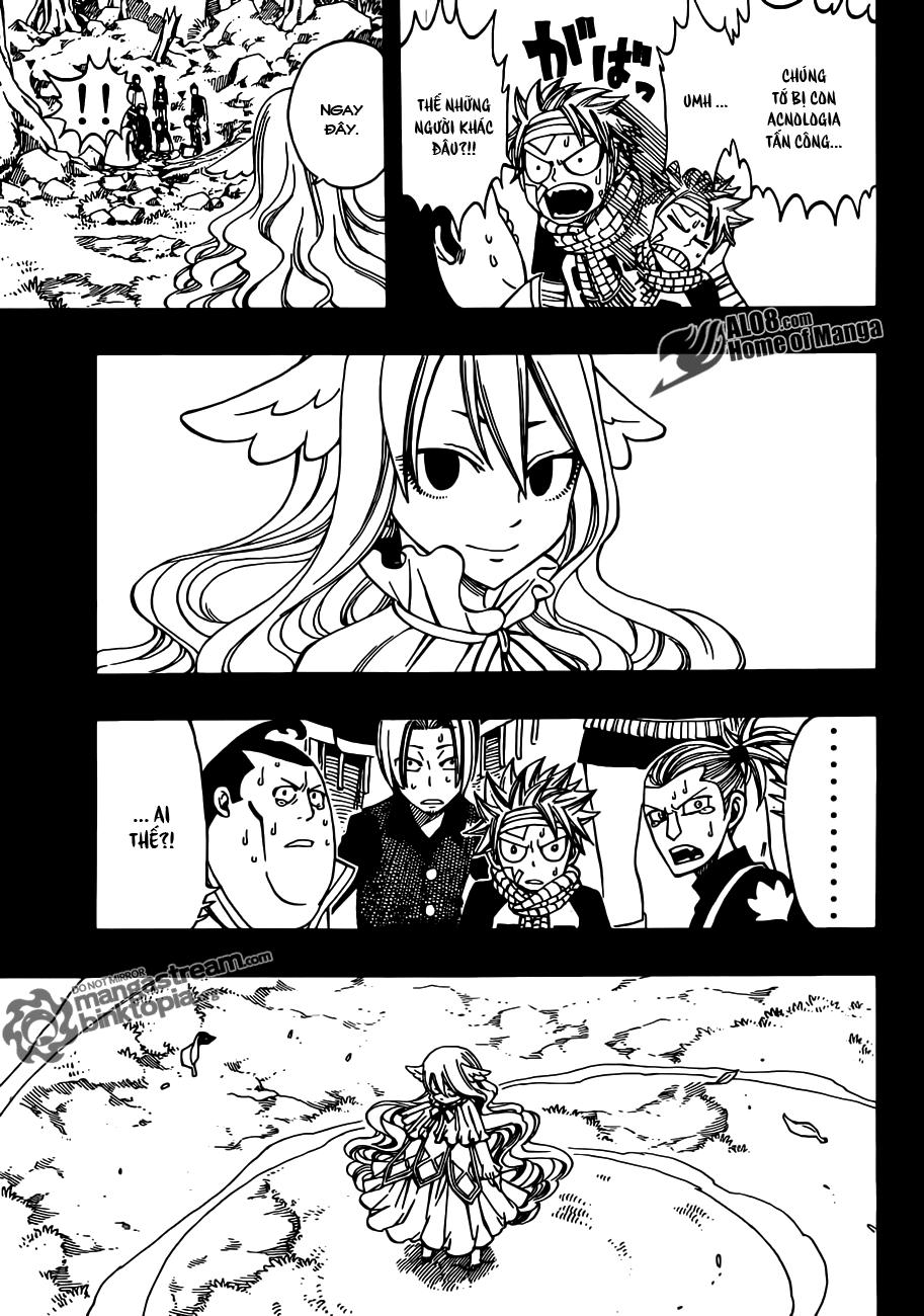 Fairy Tail chap 255 trang 14