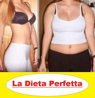 Dieta Sana che fa perdere peso veloce in una settimana