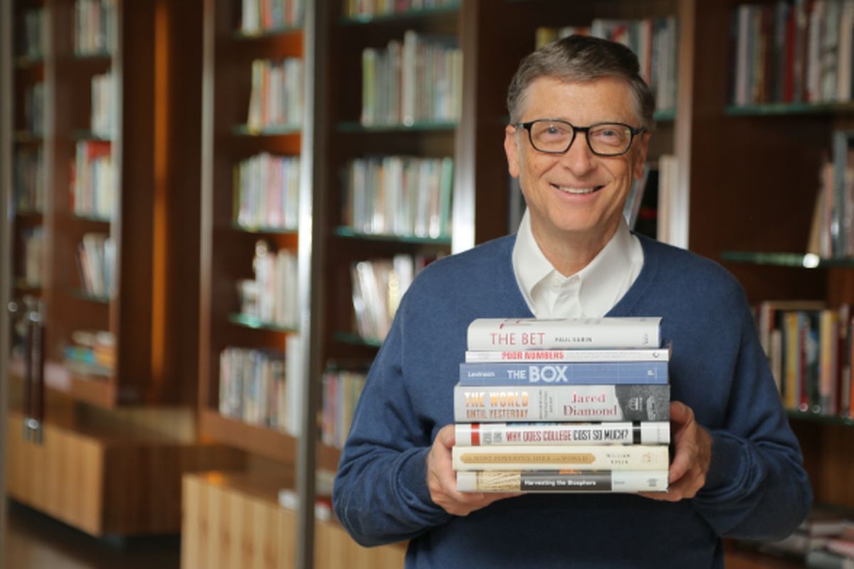 8 books that inspire Bill Gates, Mark Zuckerberg and other tech titans