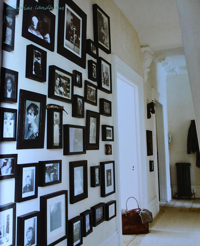 Ahnengalerie - Allegrias Landhaus