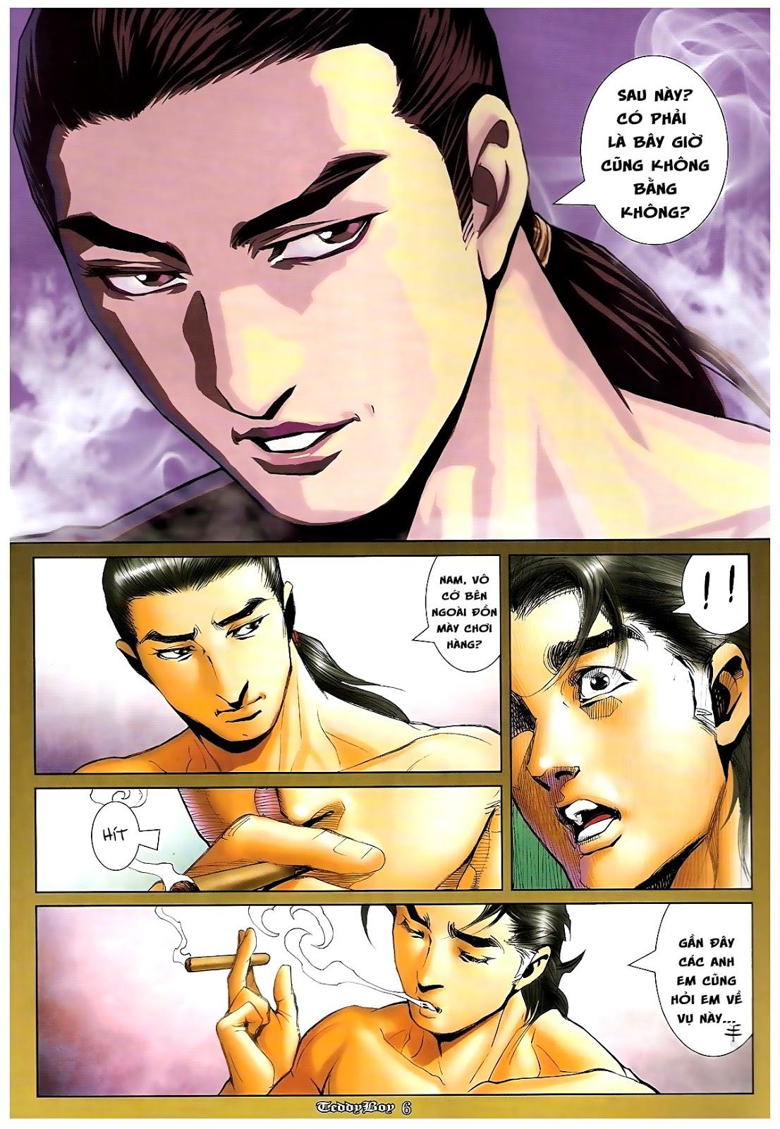 Người Trong Giang Hồ - Chapter 1209: Cai nghiện - Pic 4