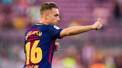 Deulofeu Jadi Korban Pertama Coutinho Di Barcelona