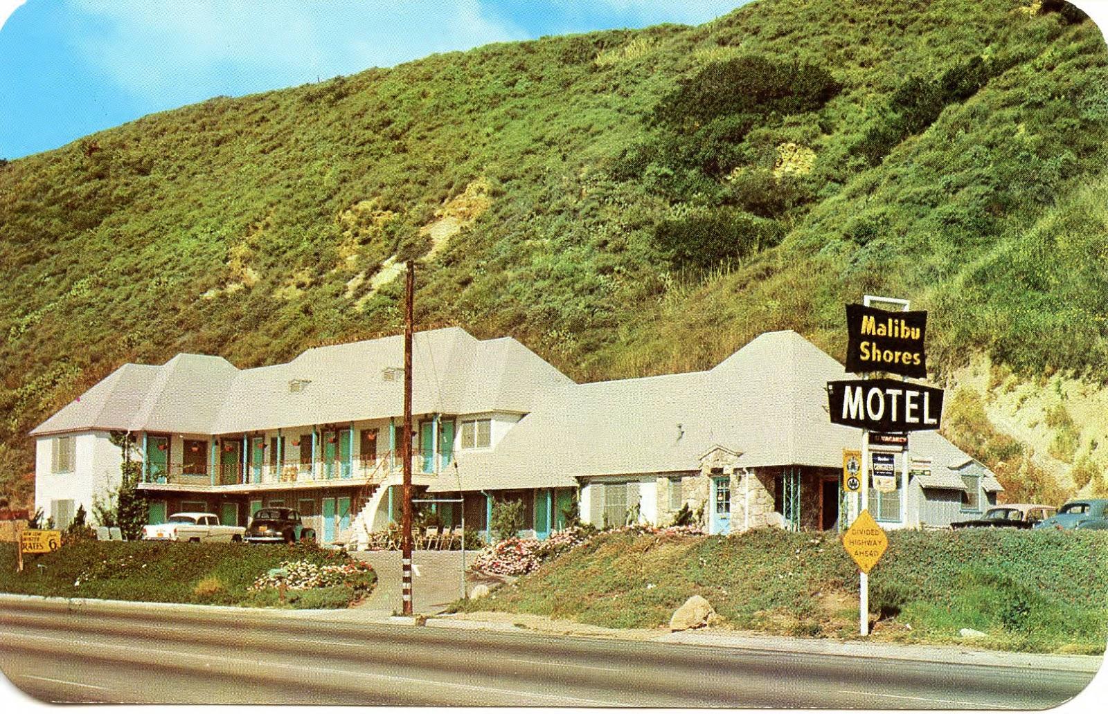 Hotels Near Malibu West Beach Club