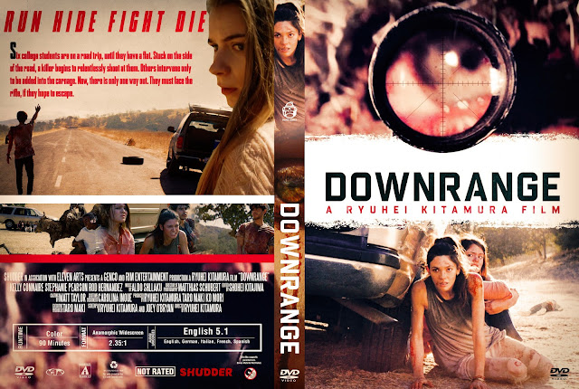Downrange DVD Cover