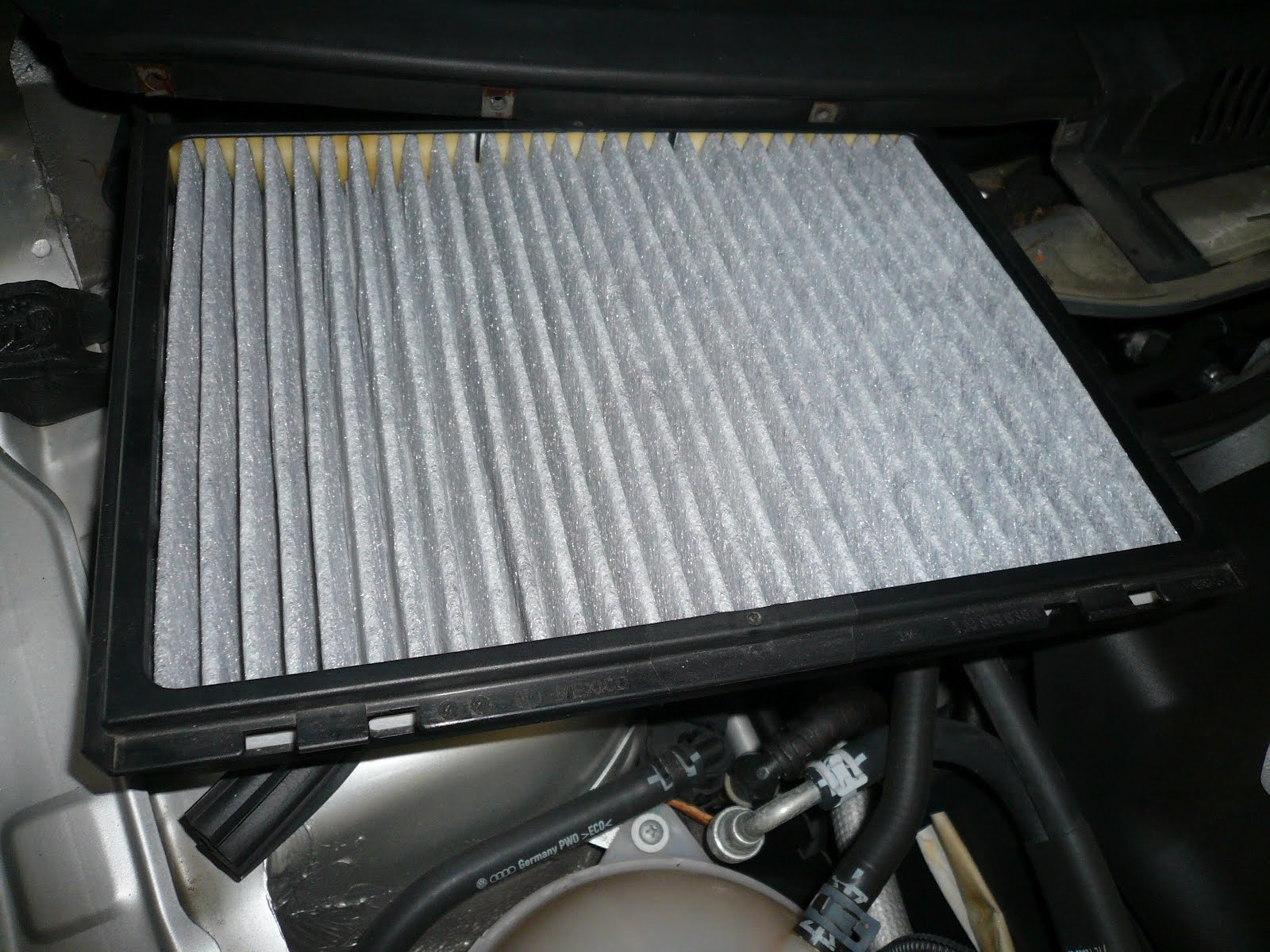 Vw Passat Repair  How To Replace The Air Cabin  Ac  Filter