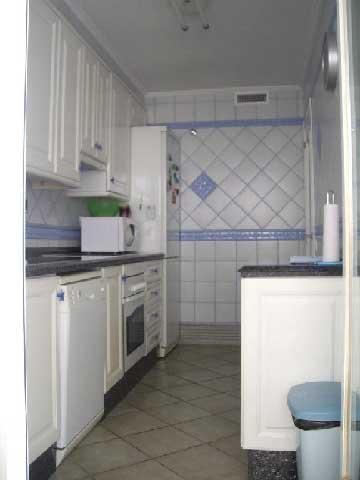 apartamento en venta benicasim playa serradal cocina