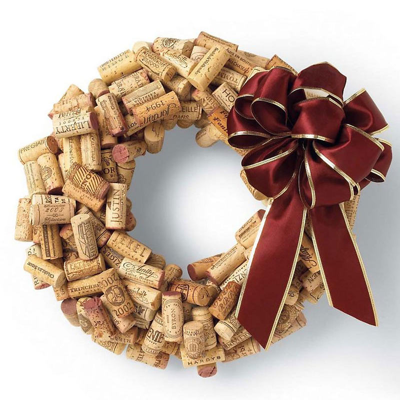 Things Made With Corks: Heather's Creations: Things To Do With Wine Corks