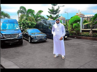 E-Money Shows Off His Car Garage At His Mansion (Photos)