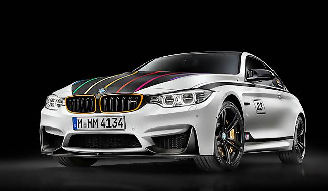 BMW M4 DTM Champion Edition Review