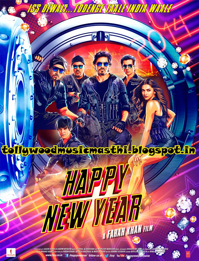Happy New Year (2014) Hindi Movie Mp3 Songs Free Download ...