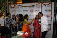 Marath Actrss Urmila Kanitkar Celetes Gudi Padwa in Orange Saree 08.JPG