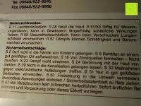 Steinofen-Pflege Gefahrenhinweise: Naturstein und Specksteinofen-Pflegeset 4 tlg.