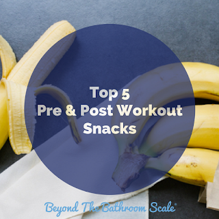 Top 5 Pre & Post Workout Snacks