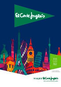 Catálogos viajes de ElcorteInglés