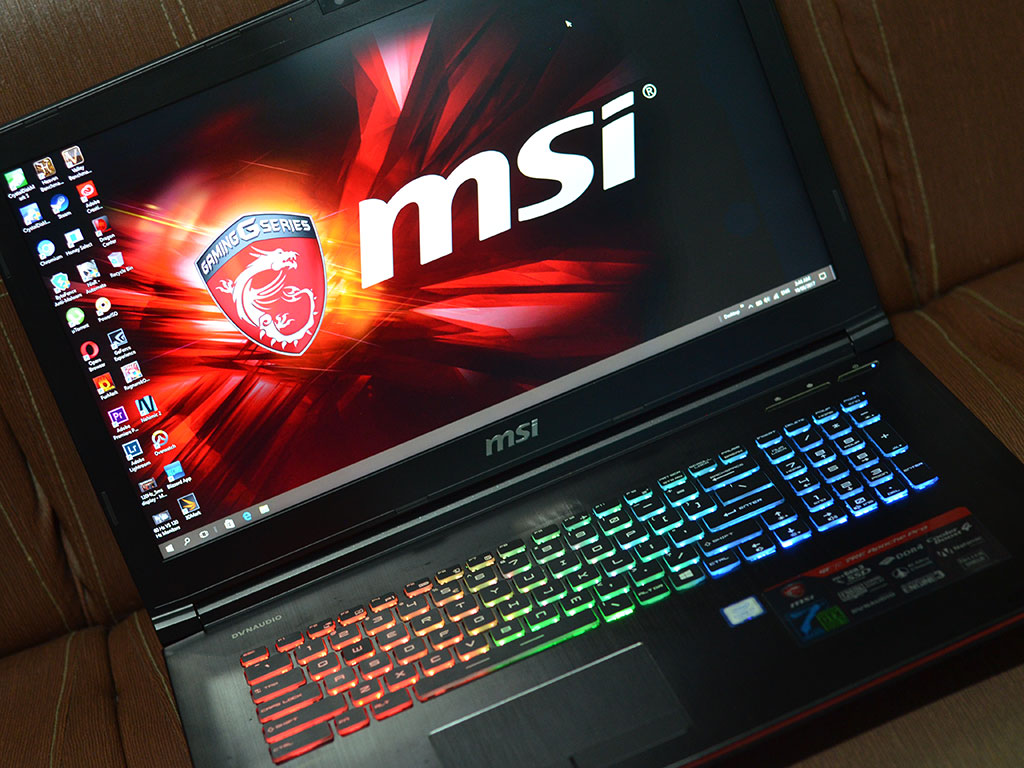 MSI GE72 7RE Apache Pro Review