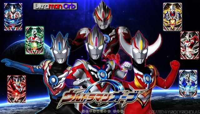 Ultraman Orb Sub Indo