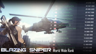 Blazing Sniper Elite Killer Shoot Hunter Strike Mod Money Gratis