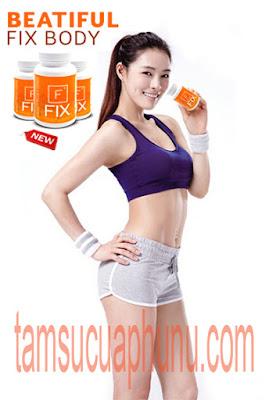 Giảm cân fix sẽ giúp bạn lấy lại vóc dáng thon gọn sau Tết