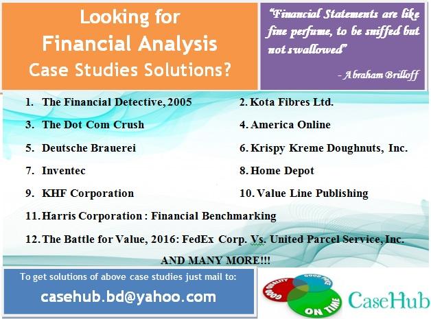 value line publishing case analysis