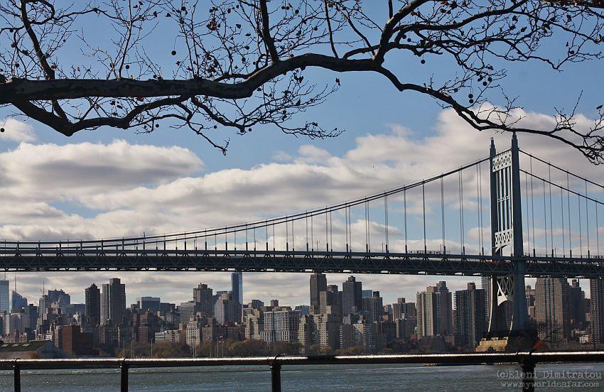 Η Γέφυρα Triborough στη Νέα Υόρκη