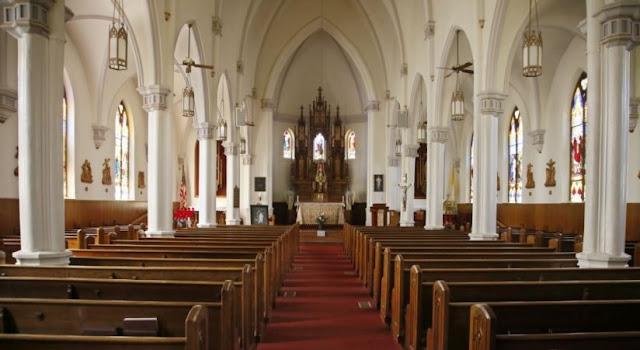 Le chiese cattoliche negli Stati Uniti continuano a chiudere