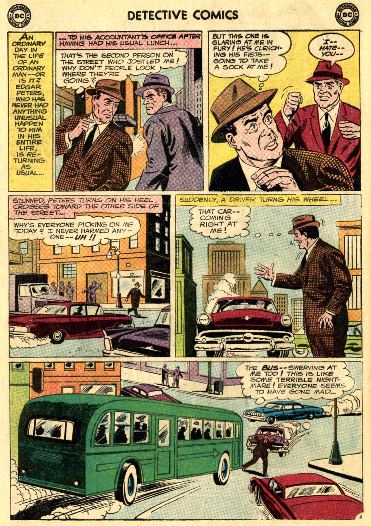 Detective Comics (1937) 330 Page 3