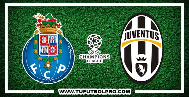 Ver Porto vs Juventus EN VIVO Por Internet Hoy 22 de Febrero 2017