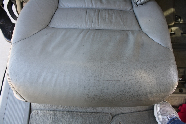 I Sew Do You How to clean car leather