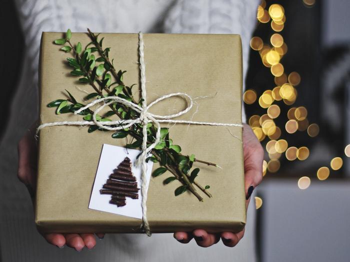 Weihnachtsgeschenk kaufen selber machen